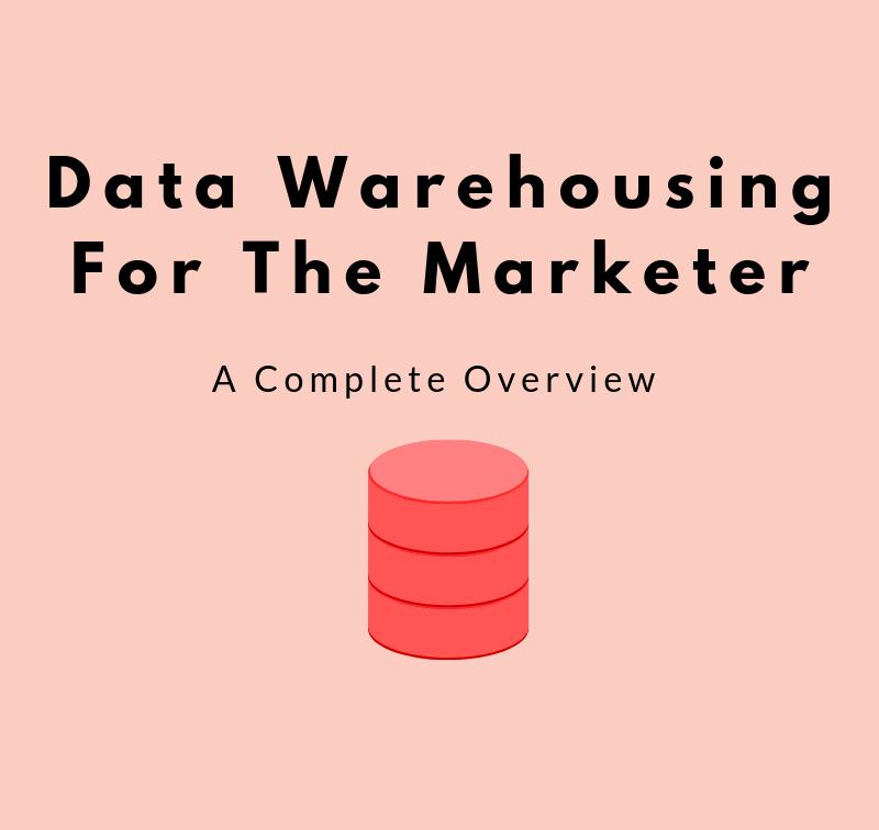 data warehousing, marketing