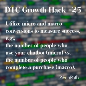 DTC Growth Hack
